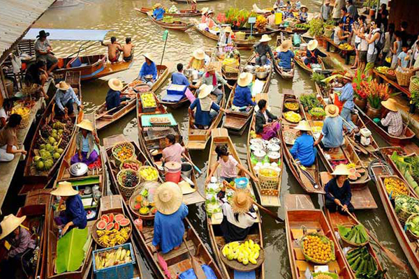 Cai Be Floating Market – Tan Phong Island – Full Day Tour