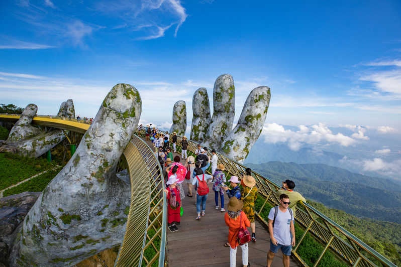 Golden Bridge – Ba Na Hills Full ...